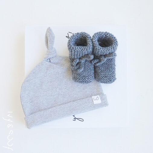 Baby-slofjes-Baby-booties-Zachte-slofjes-Kraamcadeau-Abe08