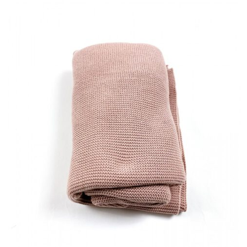 baby deken blanket gebreid