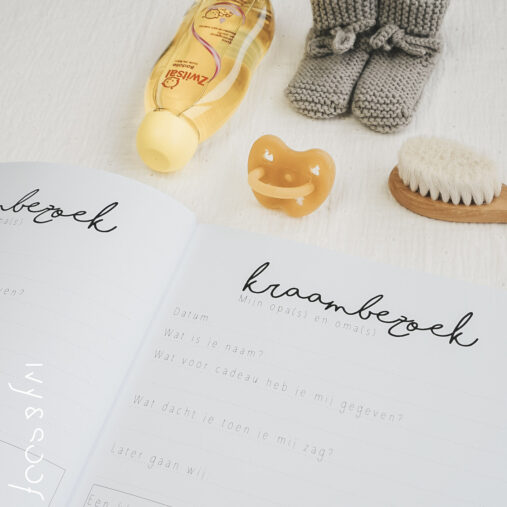 invulboek creations of happiness zwanger pregnant