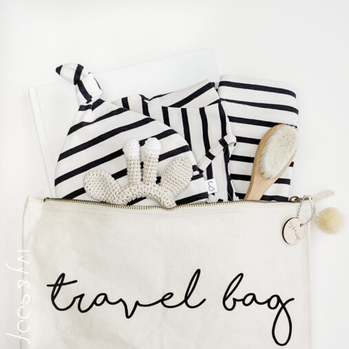 Travel bag - Ivy and Soof