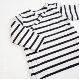 Baby Overslagshirtje Bo - prematuur 50/56 62/68 - Ivy and Soof