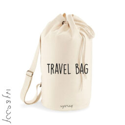 Bjorn Travel Bag - Kinder rugzak- Ivy and Soof
